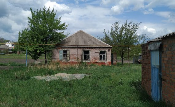 016059 * Дом в Новопокровке