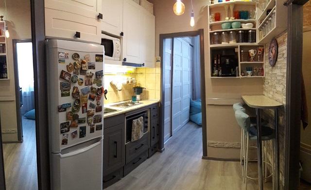 017057 * 1к.смарт-квартира Павлово Поле
